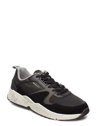 Nicewill Running Low Lage Sneakers Zwart GANT