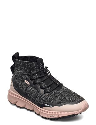Nordic Fuseknit Hydro Mid W Shoes Sport Shoes Running Shoes Zwart CRAFT