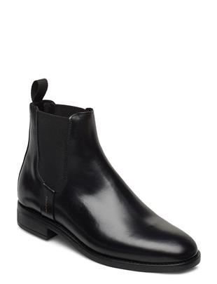 Fayy Chelsea Shoes Chelsea Boots Zwart GANT