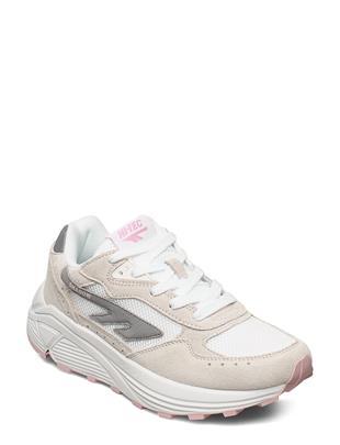 Ht Hts Shadow Rgs Off Wht-Peach Lage Sneakers Crème HI-TEC