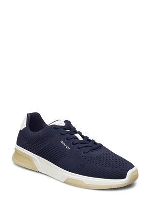 Hightown Sneaker Lage Sneakers Blauw GANT