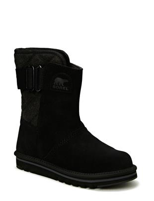 Newbie Shoes Boots Ankle Boots Ankle Boot - Flat Zwart SOREL