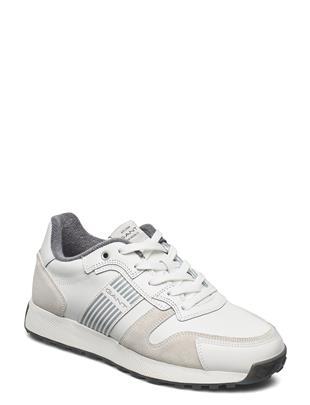 Garold Running Low Lage Sneakers Wit GANT