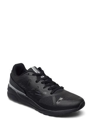 Active Sport Low Trainers Lage Sneakers Zwart SUPERDRY
