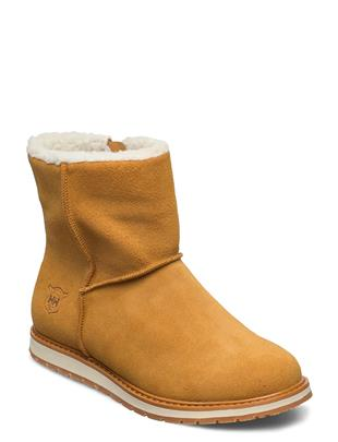 W Annabelle Boot Shoes Boots Ankle Boots Ankle Boot - Flat Bruin HELLY HANSEN