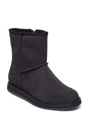 W Annabelle Boot Shoes Boots Ankle Boots Ankle Boot - Flat Zwart HELLY HANSEN
