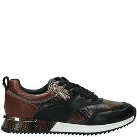 Mexx Sneaker Dames Bordeaux/Multi