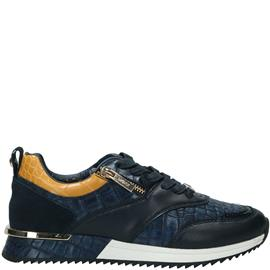Mexx Sneaker Dames Blauw/Multi