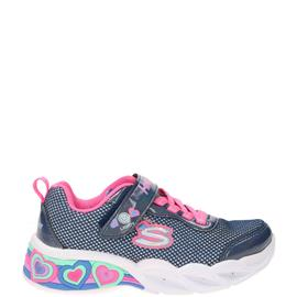 Skechers S-Lights Sneaker  Paars