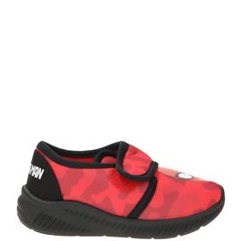 Spiderman Pantoffel  Rood