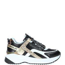 Replay Kumi Sneaker  Zwart
