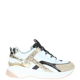 Replay Flys Sneaker  Wit/Multi