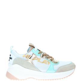 Replay Smart Sneaker  Wit/Multi