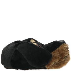 Pantoffel  Zwart