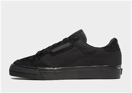 adidas Originals Continental 80 Vulc Heren - Core Black / Core Black / Cloud White - Dames