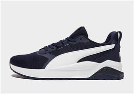 Puma Anzarun Basis Heren - Navy/White - Heren