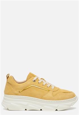 Bugatti Sneakers geel