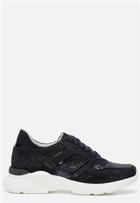 Hip Sneakers blauw