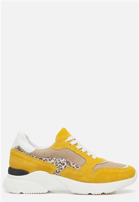 Hip Sneakers geel