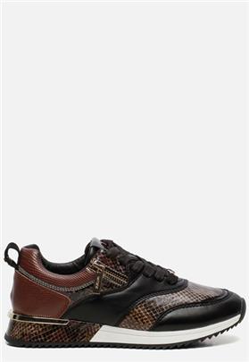 Mexx Finni sneakers bruin