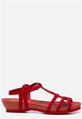 Panama Jack Dori Basics B8 sandalen rood