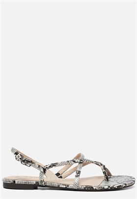 Tamaris Sandalen slangenprint