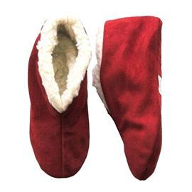 Rode Spaanse sloffen/pantoffels voor dames/heren