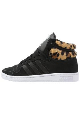 adidas Originals TOP TEN Sneakers hoog core black/mist slate