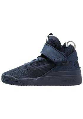 adidas Originals VERITASX Sneakers hoog collegiate navy/silver metallic