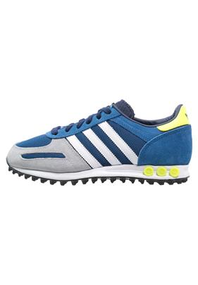 adidas Originals LA TRAINER Sneakers laag blue/white/yellow