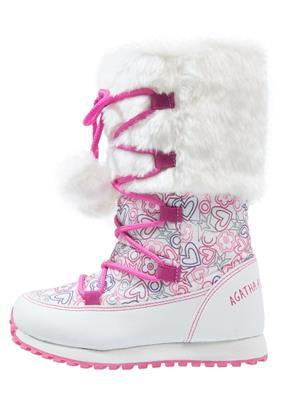 Agatha Ruiz de la Prada Snowboots blanco