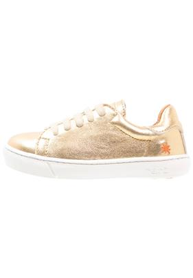 Art STAR Sneakers laag gold