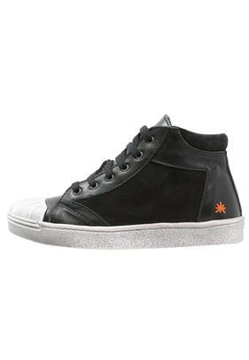Art Sneakers hoog black