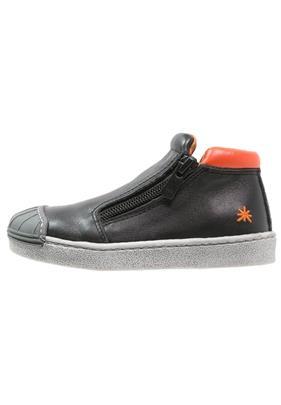 Art STAR Sneakers hoog black/mango