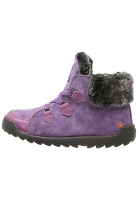 Art Veterboots purple