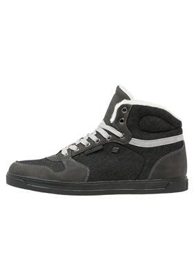 British Knights RANGER Sneakers hoog black/dark grey/light grey