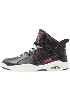 British Knights MAVIK Sneakers hoog black/red