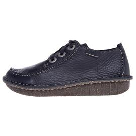 Clarks FUNNY DREAM Sportieve veterschoenen navy