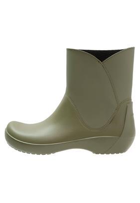 Crocs RAINFLOE Regenlaarzen army green