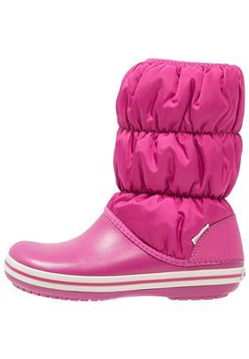 Crocs PUFF Snowboots berry
