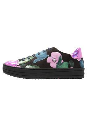 Desigual Sneakers laag black