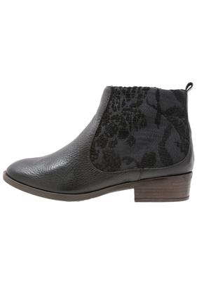 Desigual Korte laarzen black