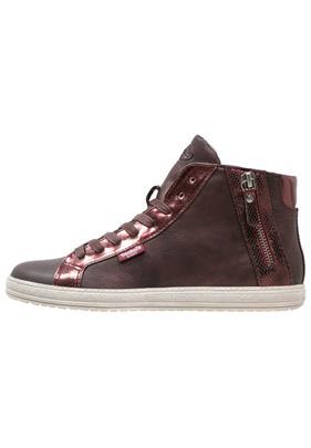 Dockers by Gerli Sneakers hoog dunkelrot