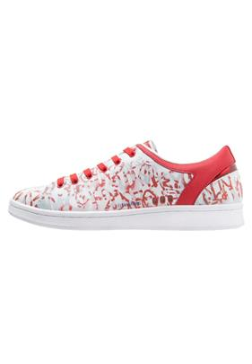 Eleven Paris BADASS Sneakers laag white/red