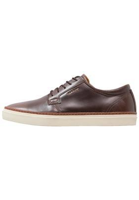 GANT BARI Sneakers laag dark brown