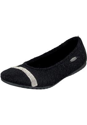 Giesswein SIEGEN Pantoffels black