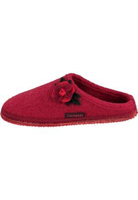 Giesswein NEUWEILER Pantoffels red