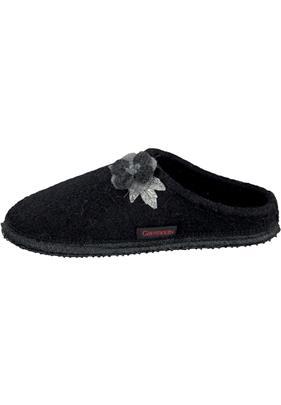 Giesswein NEUWEILER Pantoffels black