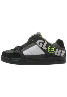 Globe TILT Skateschoenen black/charcoal/lime
