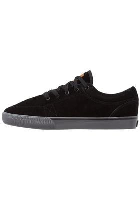 Globe GS Sneakers laag black/red